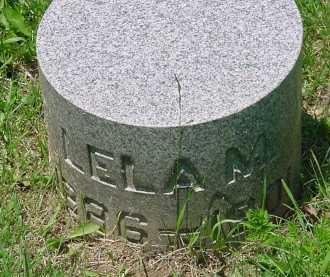 GLASS, LELA M. - Columbiana County, Ohio | LELA M. GLASS - Ohio Gravestone Photos
