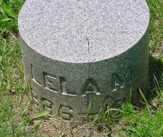 GLASS, LELA M. - Columbiana County, Ohio | LELA M. GLASS - Ohio Gravestone Photos