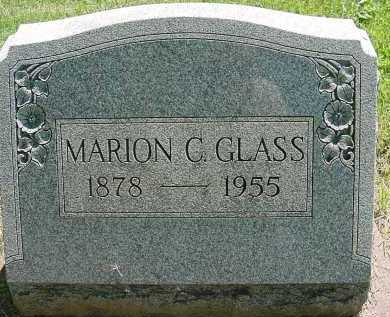 GLASS, MARION - Columbiana County, Ohio | MARION GLASS - Ohio Gravestone Photos
