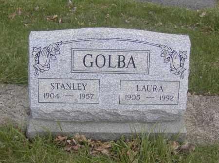 GOLBA, STANLEY - Columbiana County, Ohio | STANLEY GOLBA - Ohio Gravestone Photos
