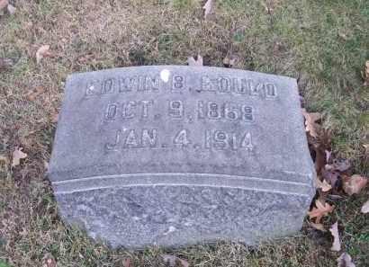 GOULD, EDWIN B. - Columbiana County, Ohio | EDWIN B. GOULD - Ohio Gravestone Photos