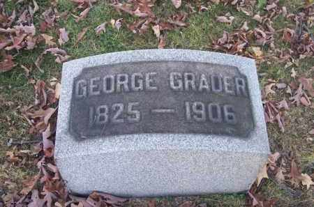GRADER, GEORGE - Columbiana County, Ohio | GEORGE GRADER - Ohio Gravestone Photos