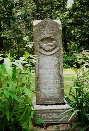 GREEN, JOSEPH E. - Columbiana County, Ohio | JOSEPH E. GREEN - Ohio Gravestone Photos