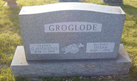 GROGLODE, SUSAN - Columbiana County, Ohio | SUSAN GROGLODE - Ohio Gravestone Photos