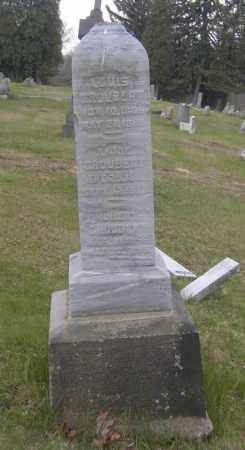 GROUBERT, HUBERT - Columbiana County, Ohio | HUBERT GROUBERT - Ohio Gravestone Photos