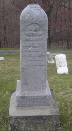 GROUBERT, MARY - Columbiana County, Ohio   MARY GROUBERT - Ohio Gravestone Photos