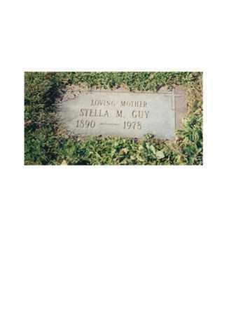 GUY, STELLA - Columbiana County, Ohio   STELLA GUY - Ohio Gravestone Photos