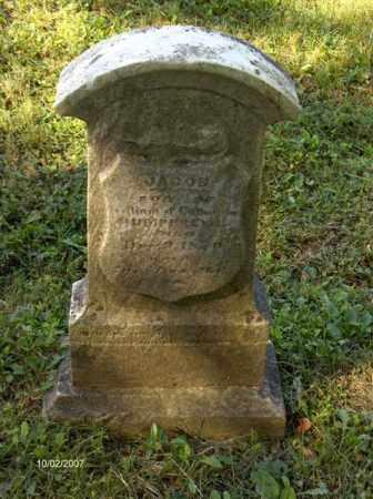 H, JACOB - Columbiana County, Ohio   JACOB H - Ohio Gravestone Photos