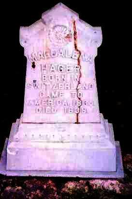 SCHMIDT HAGER, MAGDALENA - Columbiana County, Ohio | MAGDALENA SCHMIDT HAGER - Ohio Gravestone Photos