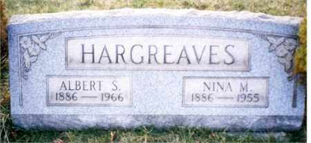 HARGREAVES, NINA MAY - Columbiana County, Ohio | NINA MAY HARGREAVES - Ohio Gravestone Photos