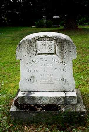 HART, SAMUEL - Columbiana County, Ohio   SAMUEL HART - Ohio Gravestone Photos