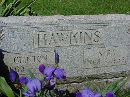 HAWKINS, CLINTON - Columbiana County, Ohio   CLINTON HAWKINS - Ohio Gravestone Photos