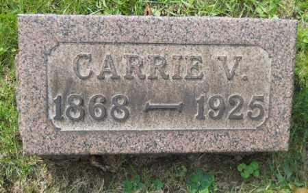 HUTCHESON HAYES, CAVVIE V - Columbiana County, Ohio | CAVVIE V HUTCHESON HAYES - Ohio Gravestone Photos