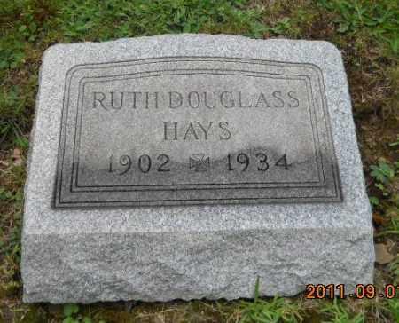 HAYS, RUTH - Columbiana County, Ohio | RUTH HAYS - Ohio Gravestone Photos