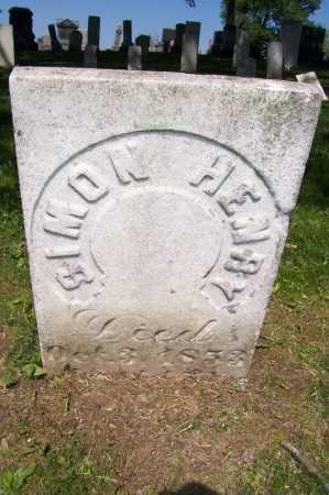 HENRY, SIMON - Columbiana County, Ohio | SIMON HENRY - Ohio Gravestone Photos