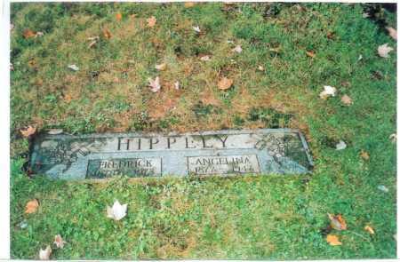KRENZER HIPPELY, ANGELINA - Columbiana County, Ohio | ANGELINA KRENZER HIPPELY - Ohio Gravestone Photos