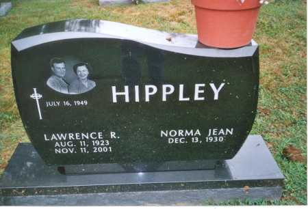 HIPPLEY, LAWRENCE R. - Columbiana County, Ohio | LAWRENCE R. HIPPLEY - Ohio Gravestone Photos