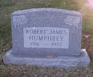 HUMPHREY, ROBERT JAMES - Columbiana County, Ohio   ROBERT JAMES HUMPHREY - Ohio Gravestone Photos