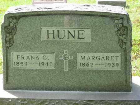 O'KEEFE HUNE, MARGARET - Columbiana County, Ohio | MARGARET O'KEEFE HUNE - Ohio Gravestone Photos