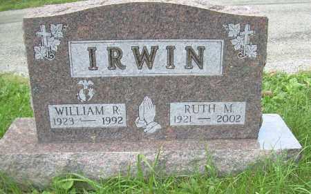 IRWIN, WILLIAM R - Columbiana County, Ohio   WILLIAM R IRWIN - Ohio Gravestone Photos