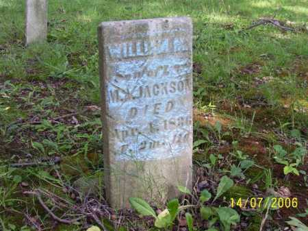JACKSON, WILLIAM - Columbiana County, Ohio   WILLIAM JACKSON - Ohio Gravestone Photos