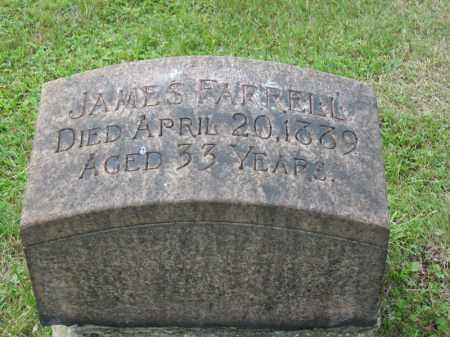 JAMES, FARRELL - Columbiana County, Ohio   FARRELL JAMES - Ohio Gravestone Photos