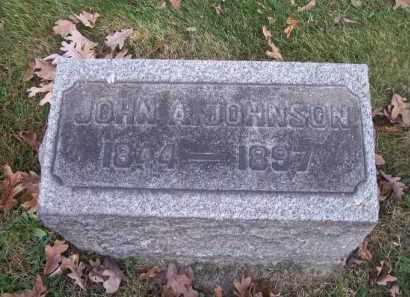 JOHNSON, JOHN A. - Columbiana County, Ohio | JOHN A. JOHNSON - Ohio Gravestone Photos