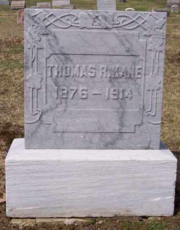 KANE, THOMAS R. - Columbiana County, Ohio | THOMAS R. KANE - Ohio Gravestone Photos