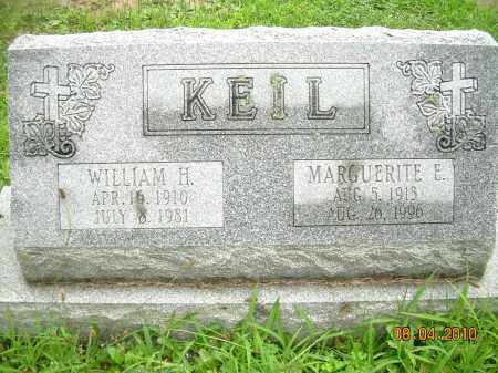 KEIL, MARGUERITE E - Columbiana County, Ohio   MARGUERITE E KEIL - Ohio Gravestone Photos