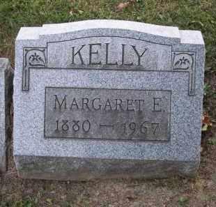 KELLY, MARGARET E. - Columbiana County, Ohio   MARGARET E. KELLY - Ohio Gravestone Photos