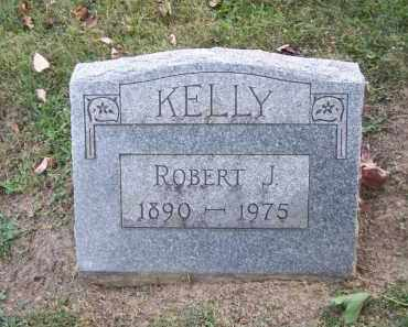 KELLY, ROBERT J. - Columbiana County, Ohio | ROBERT J. KELLY - Ohio Gravestone Photos