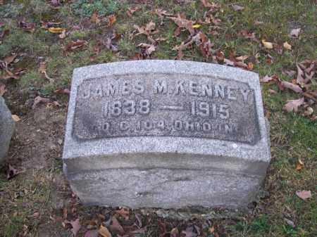 KENNEY, JAMES M. - Columbiana County, Ohio | JAMES M. KENNEY - Ohio Gravestone Photos