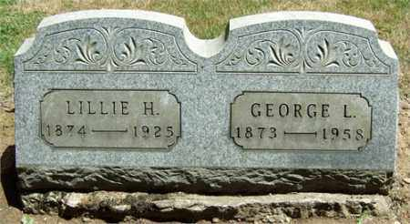 KENTY, LILLIAN H - Columbiana County, Ohio | LILLIAN H KENTY - Ohio Gravestone Photos