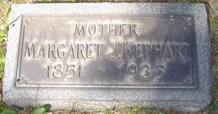 JOHNSTON KEPHART, MARGARET JANE - Columbiana County, Ohio | MARGARET JANE JOHNSTON KEPHART - Ohio Gravestone Photos