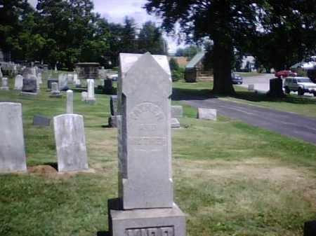 WRIGTH KIDD, MARY ANN - Columbiana County, Ohio | MARY ANN WRIGTH KIDD - Ohio Gravestone Photos