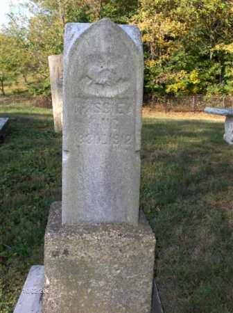 KING, CRISSIEA - Columbiana County, Ohio | CRISSIEA KING - Ohio Gravestone Photos