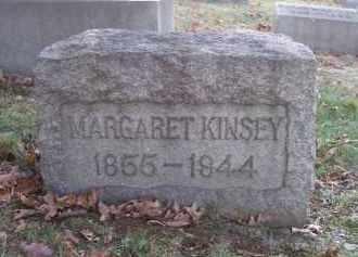 KINSEY, MARGARET - Columbiana County, Ohio | MARGARET KINSEY - Ohio Gravestone Photos