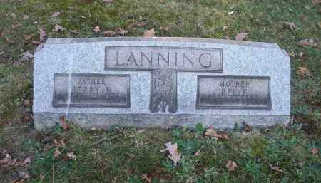 LANNING, JERRY H. - Columbiana County, Ohio | JERRY H. LANNING - Ohio Gravestone Photos