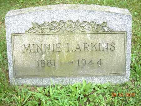 LARKINS, MINNIE - Columbiana County, Ohio | MINNIE LARKINS - Ohio Gravestone Photos