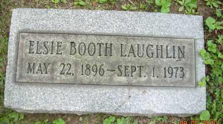 BOOTH LAUGHLIN, ELSIE - Columbiana County, Ohio | ELSIE BOOTH LAUGHLIN - Ohio Gravestone Photos