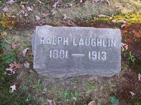 LAUGHLIN, RALPH - Columbiana County, Ohio | RALPH LAUGHLIN - Ohio Gravestone Photos