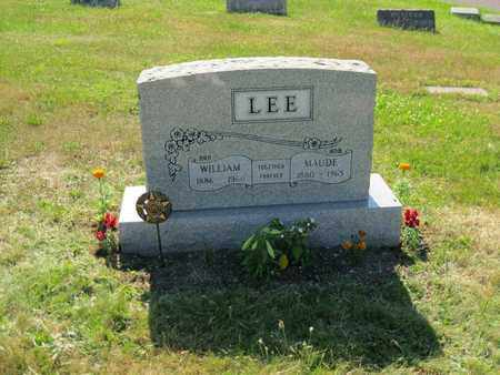 LEE, MAUDE - Columbiana County, Ohio | MAUDE LEE - Ohio Gravestone Photos