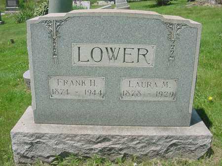 LOWER, FRANK - Columbiana County, Ohio | FRANK LOWER - Ohio Gravestone Photos