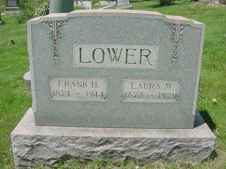 FRANTUM LOWER, LAURA - Columbiana County, Ohio | LAURA FRANTUM LOWER - Ohio Gravestone Photos