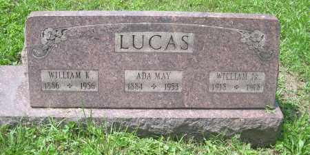 LUCAS, WILLIAM, JR - Columbiana County, Ohio   WILLIAM, JR LUCAS - Ohio Gravestone Photos