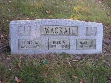MACKALL, MABLE C. - Columbiana County, Ohio | MABLE C. MACKALL - Ohio Gravestone Photos