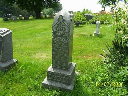 MANGUS, EVALENA - Columbiana County, Ohio | EVALENA MANGUS - Ohio Gravestone Photos