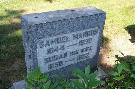 WHITELEATHER MANGUS, SUSANNAH - Columbiana County, Ohio | SUSANNAH WHITELEATHER MANGUS - Ohio Gravestone Photos