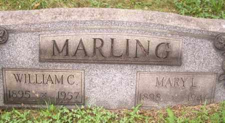 MARLING, MARY L - Columbiana County, Ohio | MARY L MARLING - Ohio Gravestone Photos