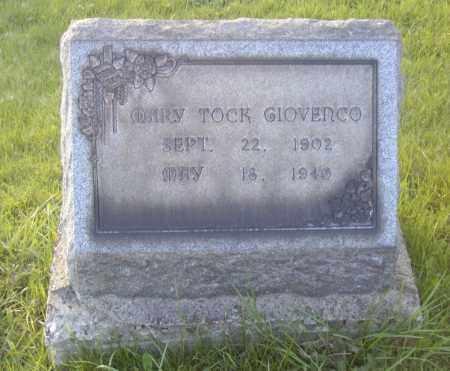 MARY, TOCK - Columbiana County, Ohio | TOCK MARY - Ohio Gravestone Photos